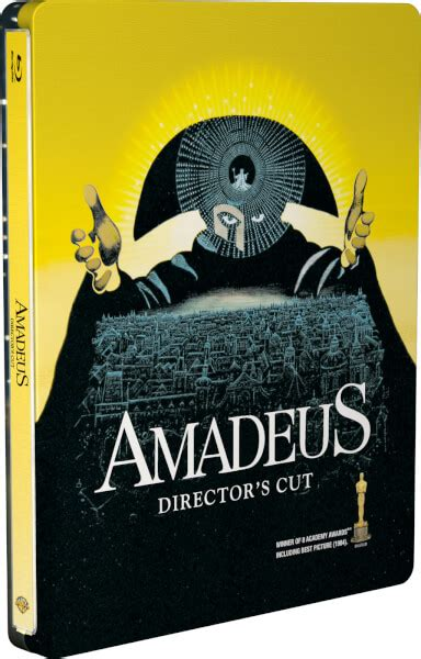 Exclusive Limited Editions At 20ltd by Amadeus Zavvi Exclusive Limited Edition Steelbook