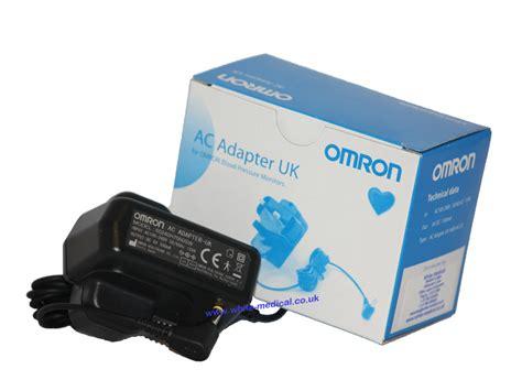 Adaptor Omron omron mains adapter uk 9983666 5 white