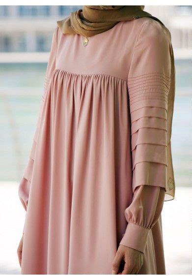 Quero Tunik modest sleeve maxi dress length stylish trendy
