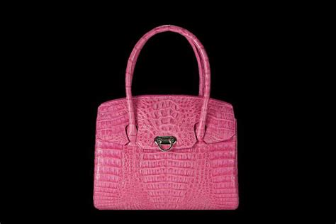 Exclusive The Colorful Valentino Crocodile Handbags by Caiman Leather Luxury Customization By Mj