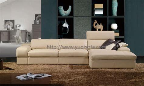 natuzzi l shaped sofa natuzzi sofa with l shaped genuine leather in living
