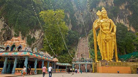 Statues Of Gods by Batu Caves In Kuala Lumpur Expedia