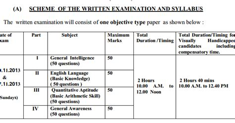 Ou Mba Syllabus 2017 Pdf by Syllabus And Scheme Of Ssc Combined Higher Secondary Level