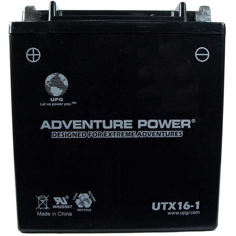 Suzuki Intruder 1500 Battery Suzuki Vl1500 Intruder C90 T Replacement Battery 1998