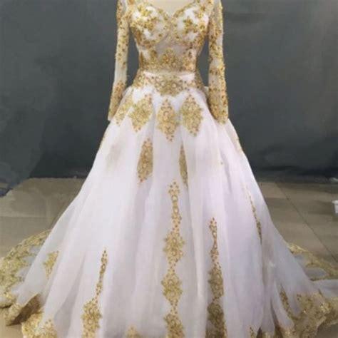 Baju Abaya bridal wear muslimah fashion kaftan abaya cantik baju