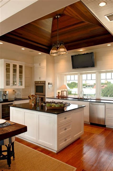 Kitchen Roof Design by Style Your Ceiling Design With Wood Dig This Design