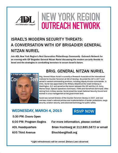 New York State Domestic Relations Section 11 by Anti Defamation League Upcoming Events Israel S Modern