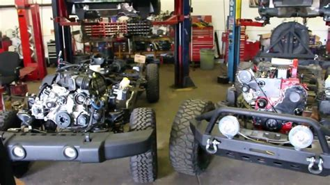 hemi  diesel jeep youtube