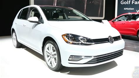 Vw New York Auto Show by 2018 Volkswagen Golf 2017 New York Auto Show Get Link