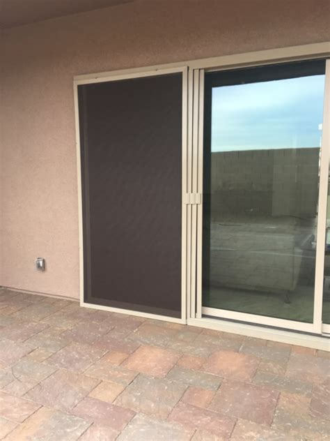 Sun Control Security Products By Day Star Screens Patio Screen Doors