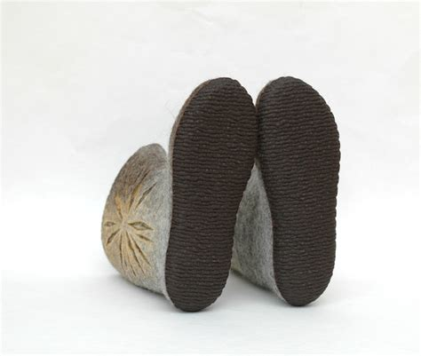 Soles For Handmade Shoes - rubber soles for felted shoes soles for felt slippers