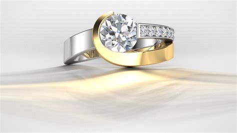 unique wedding ring designs lake side corrals