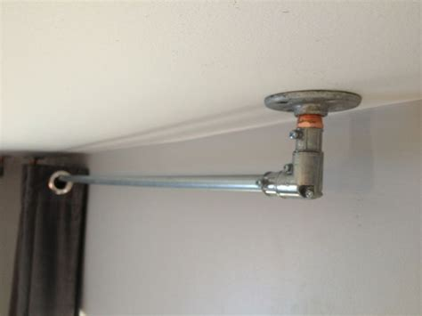 conduit curtain rods conduit curtain rods for the home pinterest