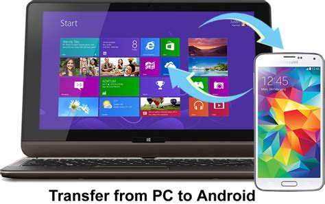 how to transfer from computer to android how to transfer from pc to android