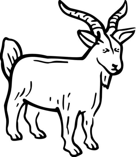 billy goats coloring pages best photos of billy goat coloring page three billy