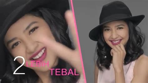 iklan pixy lip purikura mikha tambayong 45s 2017
