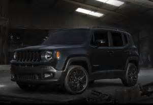 Jeep Renegade Car Pro 2016 Jeep Renegade Of Justice Special Edition Car Pro