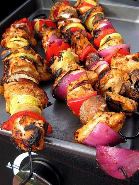 Mustard Glazed Pork Skewers by 966 Best Images About Kabobs Skewers On