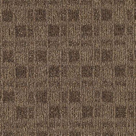 square earthen brown commercial home carpet