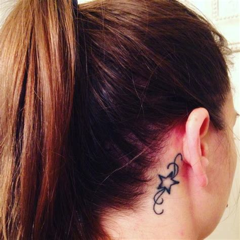 spider tattoo behind ear meaning 80 best behind the ear tattoo designs meanings nice