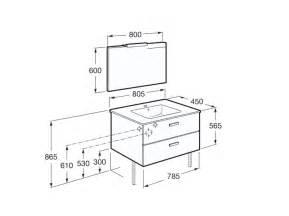 norme hauteur lavabo tazmik for hauteur meuble salle