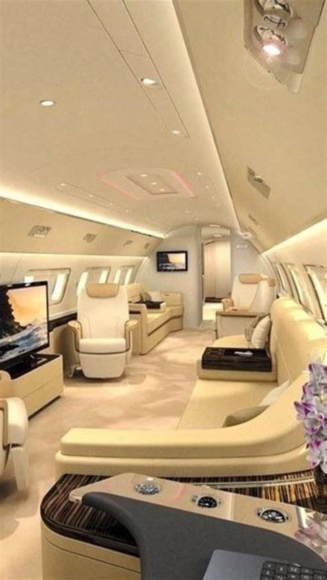 luxury jets interior pictures to pin on
