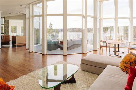 dise o interiores dise 241 o residencia ultra moderna en estocolmo