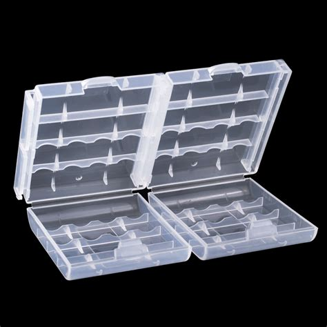 Plastic Storage Box Holder portable plastic battery holders storage box for