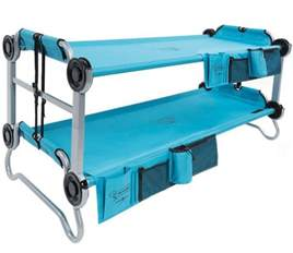 Bunk Bed With Cot Disc O Bed Kid O Bunk Cot Sportsman S Warehouse