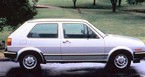 how to fix cars 1985 volkswagen golf engine control volkswagen vw golf mk2 1983 1992