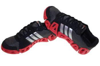 Adidas Merah Hitam Diskon sepatu sport adidas sepatulie