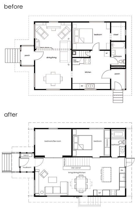 floor plans : CHEZERBEY