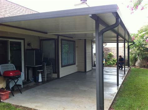 The 25 Best Metal Patio Covers Ideas On Pinterest Patio Patio Aluminum Roof