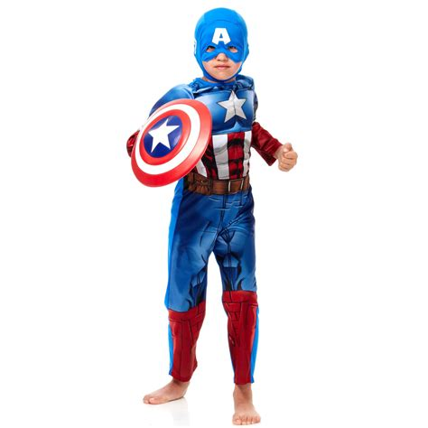disfras con reciclaje d capitan america disfraz de capit 225 n am 233 rica ni 241 os kiabi 30 00