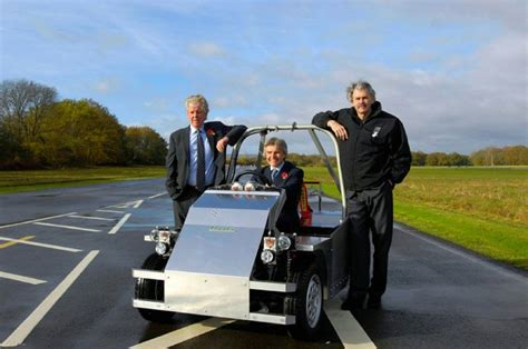 gordon murray and zytek the t 27 project autoevolution