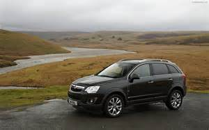 Vauxhall Antara Vauxhall Antara 2011 Widescreen Car Wallpapers 08
