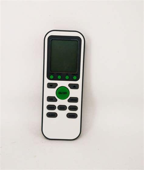 Remot Remote Ac Tcl Ori Original Asli Free Baterai 1 Popular Tcl Air Conditioner Remote Buy Cheap Tcl Air