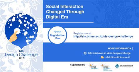 indonesia design challenge sis design challenge 2017 at binus university indonesia