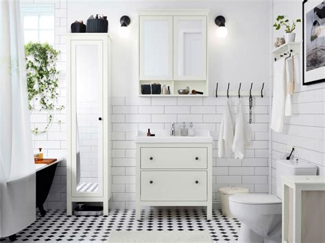 A fresh space to freshen up IKEA