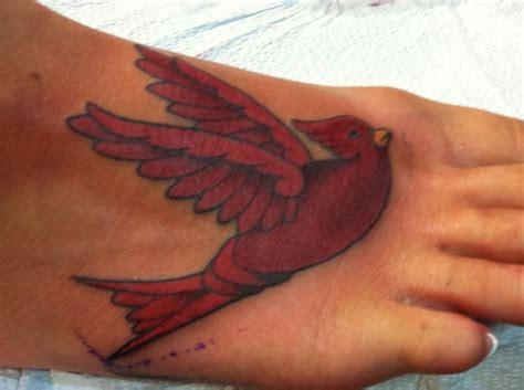 cardinal tattoos cardinal