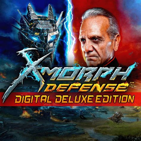 deluxe edition x morph defense digital deluxe edition for playstation