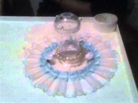 como decorar servilleteros para bautizo saleros y servilleteros youtube