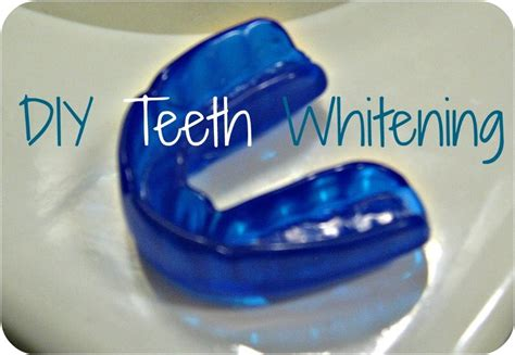 easy  effective recipes  whitening  teeth  home