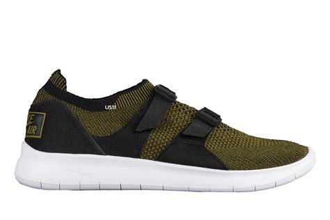 Sneakers Sepatu Nike Air Sock Racer Ultra Flyknit Yellow Premium nike air sock racer ultra flyknit 2017 sneaker bar detroit