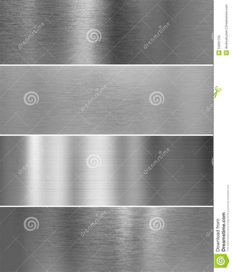 high quality steel high quality silver steel metal texture stock photo
