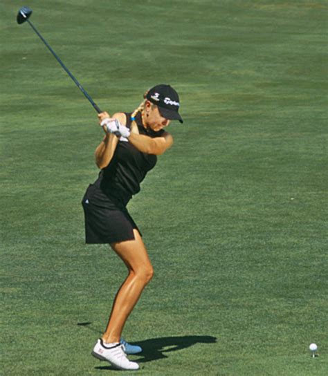 golf swing hitch natalie gulbis swing sequence golf com