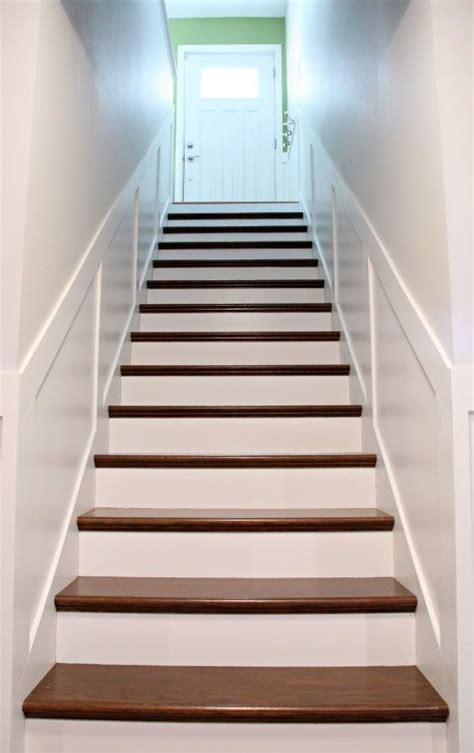 how to add tread and new risers to a staircase stair kit