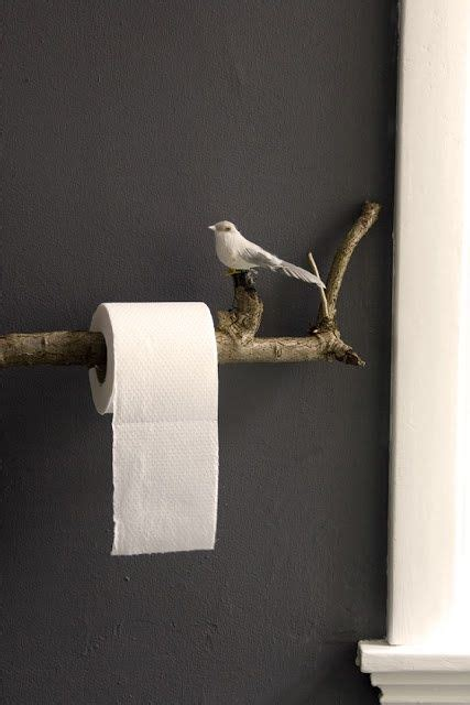 How Do They Make Toilet Paper - toilet paper holder branch bird bathroom