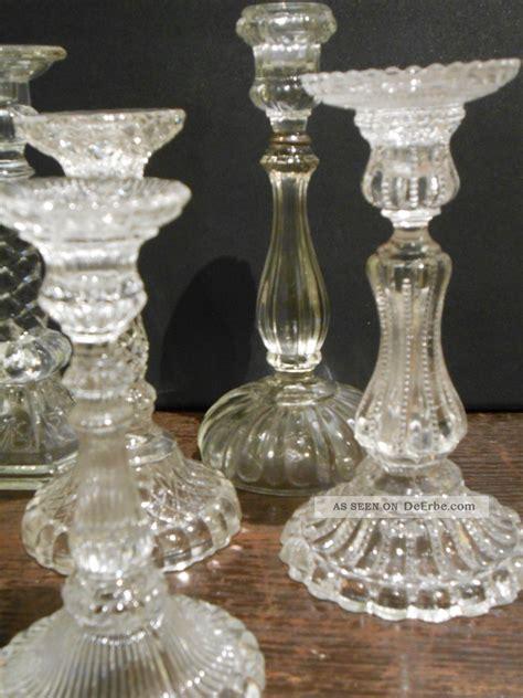 kristall kerzenständer kerzenst 228 nder pressglas bestseller shop mit top marken