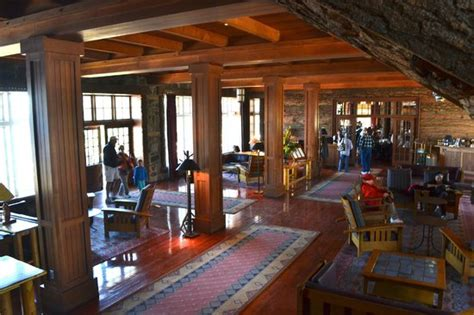 Crater Lake Lodge Dining Room by The View From Our Room At Crater Lake Lodge Picture Of